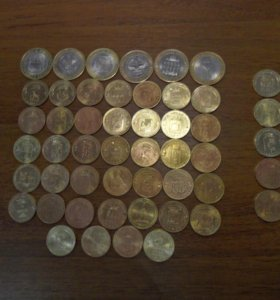 Коллекция монеток