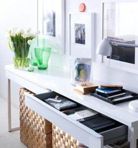 IKEA стол компьютерный (объявление ЧАСТНОЕ)
