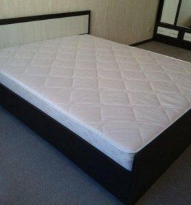 Кровать 160  с матрасом в Москве или Подмосковье.