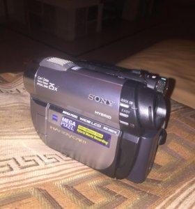 Видеокамера Sony Dsr-dvd710
