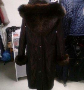 Пальто зимнее(Пихора)