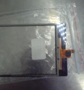 Тачскрин (сенсернон стекло) на Sony xperia c D2503