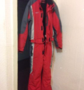Лыжник мужской