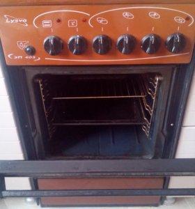 Плита электрическая.