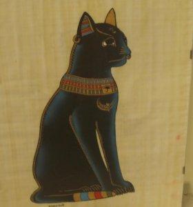 Египетские картины-папирусы