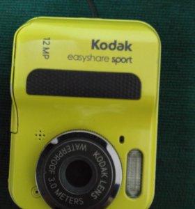 Водонепроницаемая цифровая фотокамера Kodak C123