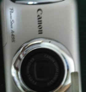 Цифровая фотокамера Canon A495