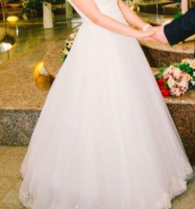 Свадебное платье+ подарочки
