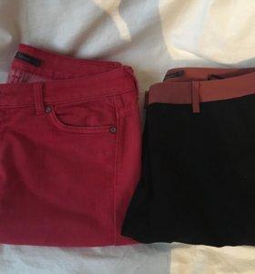 Джинсы, брюки, шорты