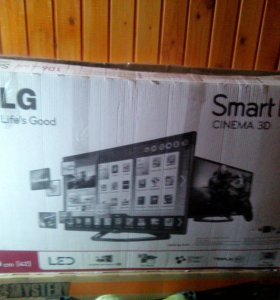 Телевизор 3д смарт lg42 на запчасти