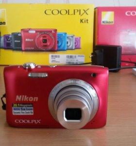 Фотоаппарат Nicon coolpix