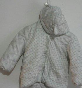 Куртка 1-1.5 года