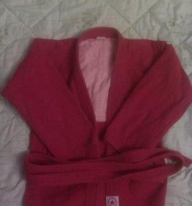 Куртка самбо (для детей)