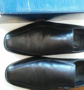 Туфли строгии
