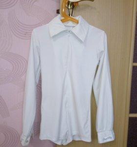 Продам рубашку— боди Б/У. Тел. 89270170106
