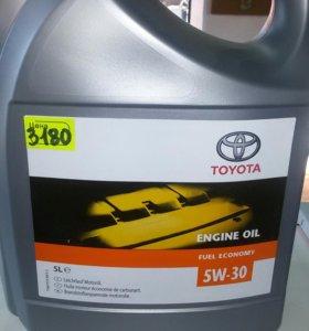 Toyota 5w30 5l