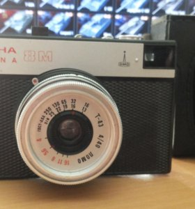 Продам фотоаппарат Смена8М