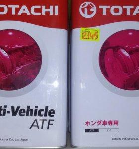 Трансмиссионные масла Totachi