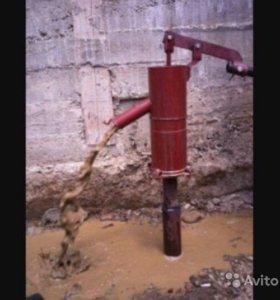 Забивка труб под воду