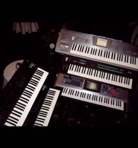 Стили звуки Ритмы для Корг Ямаха