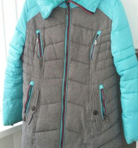 Верхняя зимняя куртка.