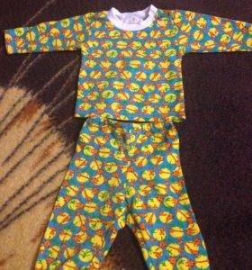 детская пижамка