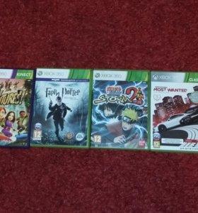 Игры на Xbox 360 одна игра 1000 руб