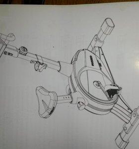 Велотреножёр магнитный Vita