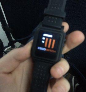 Часы-шпаргалка ⌚️ ESCOWATCH