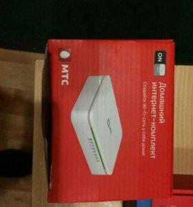 Wi-fi роутер для интернета,абсолютно новое