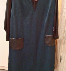 Новое платье 56 размера.