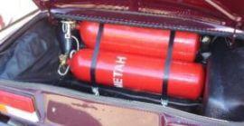 Газовое оборудование метан (хлопушка)