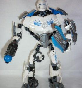 Большие роботы LEGO Hero Factory