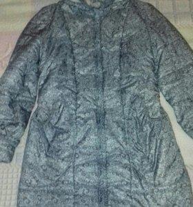 Зимняя слингокуртка 3 в 1