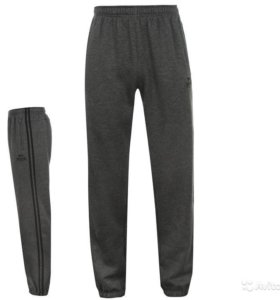 Теплые спортивные штаны Lonsdale.