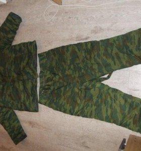 Продам комплект бушлат и штаны (зимний вариант)