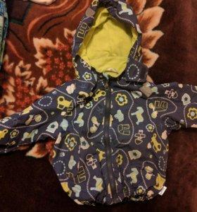 Куртка для мальчика 98 см
