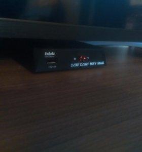 Цифровой рессивер с антеной