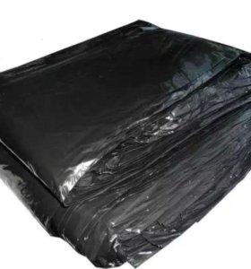Мешки для мусора 200 л, 250 л.