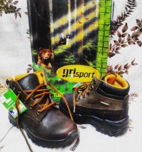 Детские ботиночки GriSport.