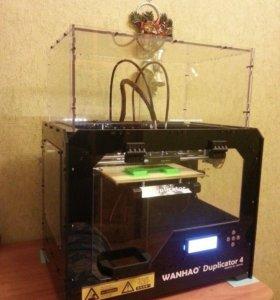 3D-принтер WANHAO Duplicator 4