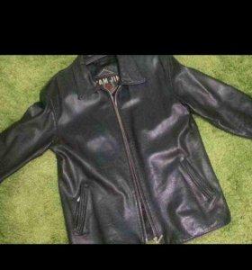 Куртка ,натуральная кожа