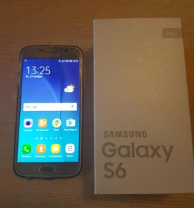 Samsung Galaxy S6 64GB Gold
