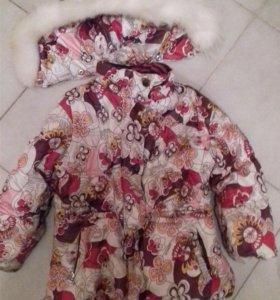 Зимний костюм 110