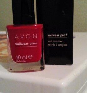 Avon Лак для ногтей nailwear pro+
