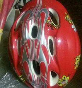 Шлем вело.