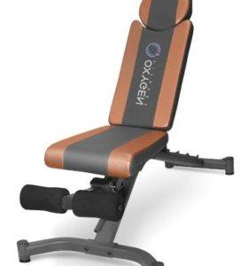 Силовая скамья для дома Oxygen Fitness Toledo
