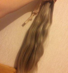 Продаю накладной хвост на волосы