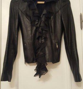 Куртка кожа 40-42