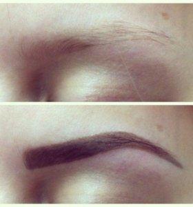 ТАТУАЖ(Перманентный макияж )